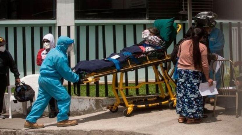 Guatemala ha contabilizado 218 mil 145 casos positivos de COVID-19 desde marzo de 2020; y el 48% de ellos han sido detectados en la capital, según datos oficiales divulgados por el Ministerio de Salud.