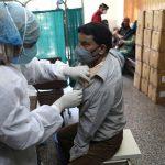 """La variante B.1.617 del coronavirus causante del COVID-19, que fue identifica por primera vez en India el pasado octubre, se ha convertido en la cuarta considerada """"de preocupación"""", confirmó la Organización Mundial de la Salud -OMS-."""