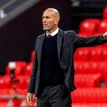 Zinedine Zidane, técnico del Real Madrid, mantuvo hasta el final su objetivo de no revelar sus intenciones para la próxima temporada hasta que no acabe la presente. Aseguró que se enfoca en vencer al Villarreal en la última jornada para intentar ser campeones.