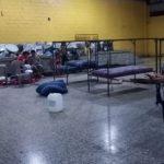 Dos albergues fueron habilitados por la Secretaría de Obras Sociales de la Esposa del Presidente -SOSEP-; uno en Río Bravo, Suchitepéquez, y otro en Boca del Monte, Villa Canales, en el departamento de Guatemala.