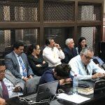 La jueza Adriana Beatriz Martínez Santillana presentó una excusa para no conocer el caso La línea debido a que tiene amistad con un abogado defensor.