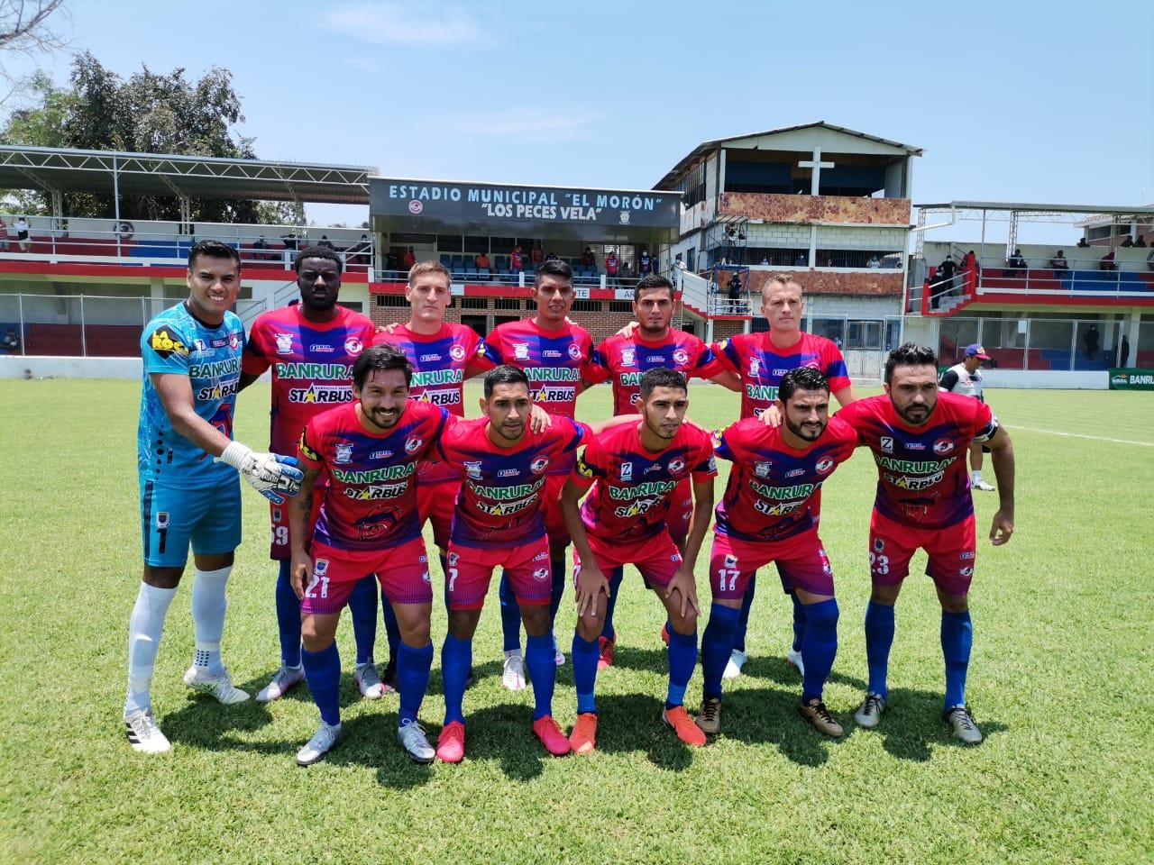 Iztapa derrotó 3-1 a Municipal en el juego de ida de los cuartos de final del Clausura 2021.