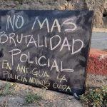 La Sala Mixta de apelaciones retiró la medida sustitutiva a los agentes de la Policía Municipal de Antigua Guatemala, involucrados en la muerte de un hombre.