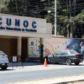 El Centro Universitario de Occidente -CUNOC- será otro centro de vacunación contra el COVID-19. Por tal motivo las autoridades de dicha casa de estudios y del Centro de Atención Permanente -CAP- de Quetzaltenango, definen los detalles.