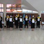 El Comité Pro Ciegos gradúa a médicos de Ecuador, El Salvador y Guatemala