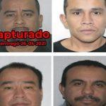 Las autoridades de la Policía Nacional Civil informaron de la entrega de uno de los 100 más buscados de Guatemala. Se trata de Julio Daniel Ramírez Lorenti, quien se puso a disposición de las autoridades la noche del miércoles.