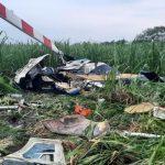 Un accidente aéreo en el que un helicóptero cayó al suelo dejó cuatro muertos en Escuintla. El percance tuvo lugar en el kilómetro 133.5 en la ruta hacia el municipio de Tiquizate, en dicho departamento.
