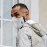 El delantero del Real Madrid, Karim Benzema se incorporó a la concentración de la selección francesa de fútbol, en París; el jugador regresa cinco años y siete meses después de la última vez que fue convocado.