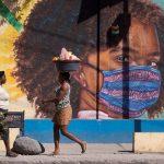 Haití recuperó este lunes el toque de queda y una serie de medidas de protección contra el COVID-19 como consecuencia del repunte de los contagios en el país.