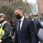 Ryan Giggs, exfutbolista del Manchester United, será juzgado por el maltrato físico y psicológico a su expareja el próximo 24 de enero.