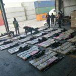Las autoridades guatemaltecas han decomisado al narcotráfico un total de 452,4 millones de dólares en drogas y bienes durante 2021; esto según estadísticas divulgadas este martes por el Ministerio de Gobernación.