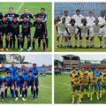 Comunicaciones, Guastatoya, Santa Lucía e Iztapa son los cuatro equipos que pelean por el título del Clausura 2021. Las semifinales inician este miércoles.