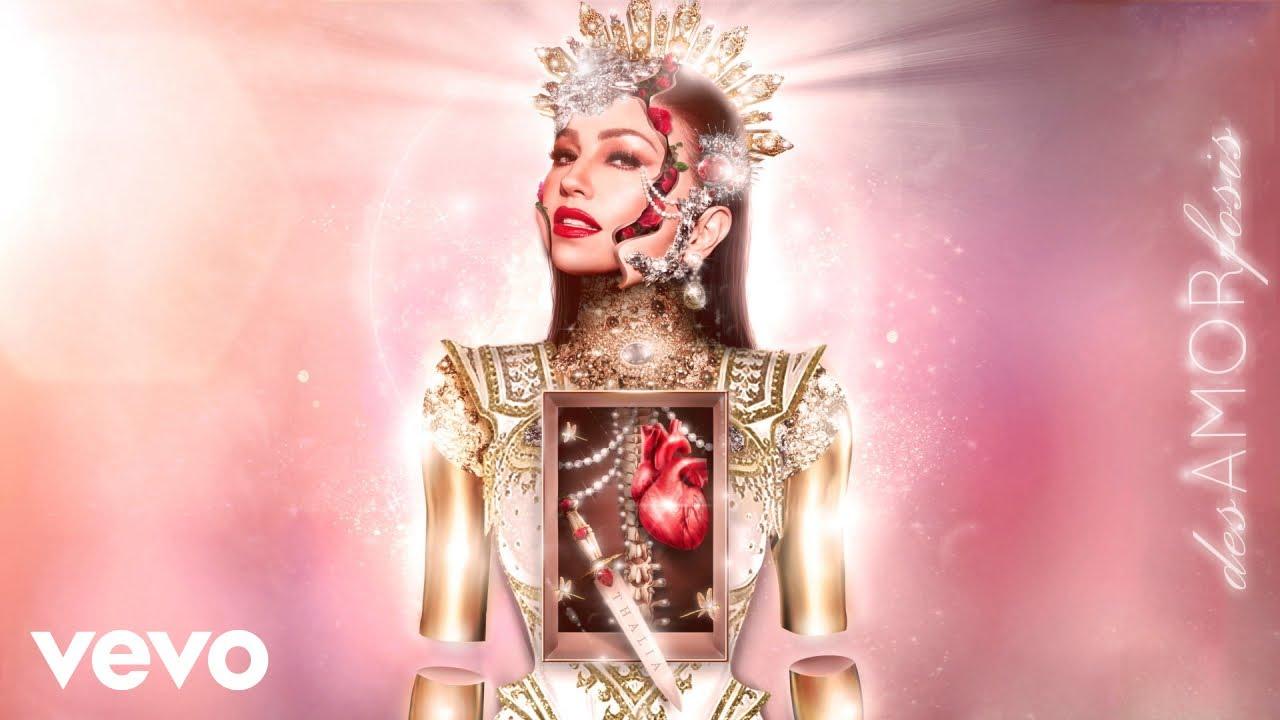 desAMORfosis, el nuevo álbum de Thalía