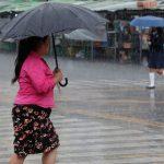 El pronóstico del clima que realizó el Instituto Nacional de Sismología, Vulcanología, Meteorología e Hidrología -INSIVUMEH-, indica que habrá lluvias durante esta semana en el país.