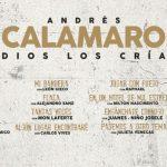 """Andrés Calamaro presenta su nuevo álbum """"Dios los cría"""""""