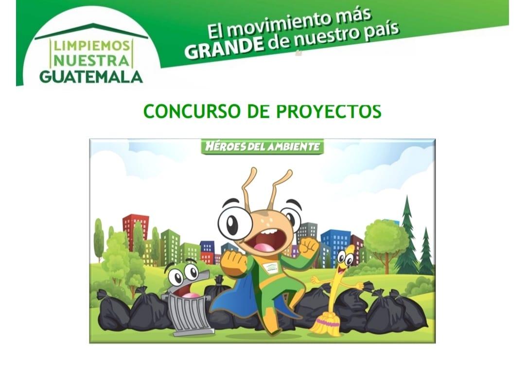"""Fundación Azteca Guatemala invita a participar en """"Héroes del Ambiente"""""""
