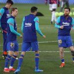 El FC Barcelona espera cerrar, en los próximos días, la continuidad del delantero argentino Lionel Messi; el futbolista ha quedado libre a partir de este miércoles 30 de junio cuando finaliza su contrato con el conjunto azulgrana.