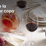 Elige la mejor cristalería para tus bebidas
