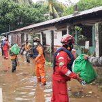 Derivado de las lluvias de las últimas horas, la Coordinadora Nacional para la Reducción de Desastres -CONRED- brindó asistencia a más de 13 mil personas afectadas.