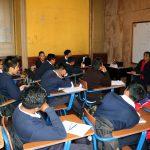 Más de 12 mil maestros podrán optar a la vacunación contra el COVID-19 en Quetzaltenango. Las autoridades de la Dirección Departamental de Educación –Dideduc- de Xela, iniciaron a recopilar los datos de los docentes.