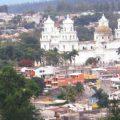 La historia del poblado de Santiago