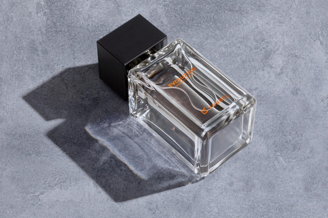 Evoluzion: el perfume inspirado en hombres visionarios e innovadores