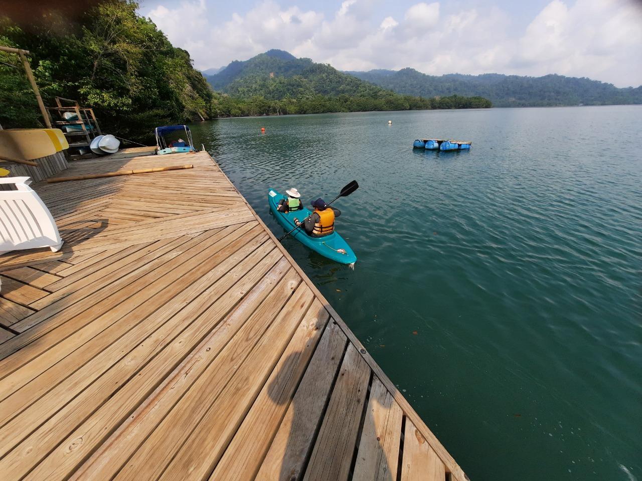 Destino: Izabal, Caribe verde