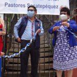 La Secretaría de Obras Sociales de la Esposa del Presidente -SOSEP- inauguró el Centro de Atención y Desarrollo Infantil -CADI- en este municipio.