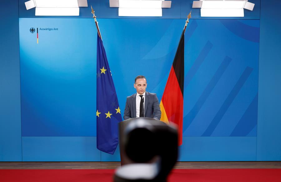 Alemania levantará el 1 de julio la advertencia general en contra de viajes turísticos a zonas riesgosas por coronavirus, comunicó el Ministerio de Asuntos Exteriores.