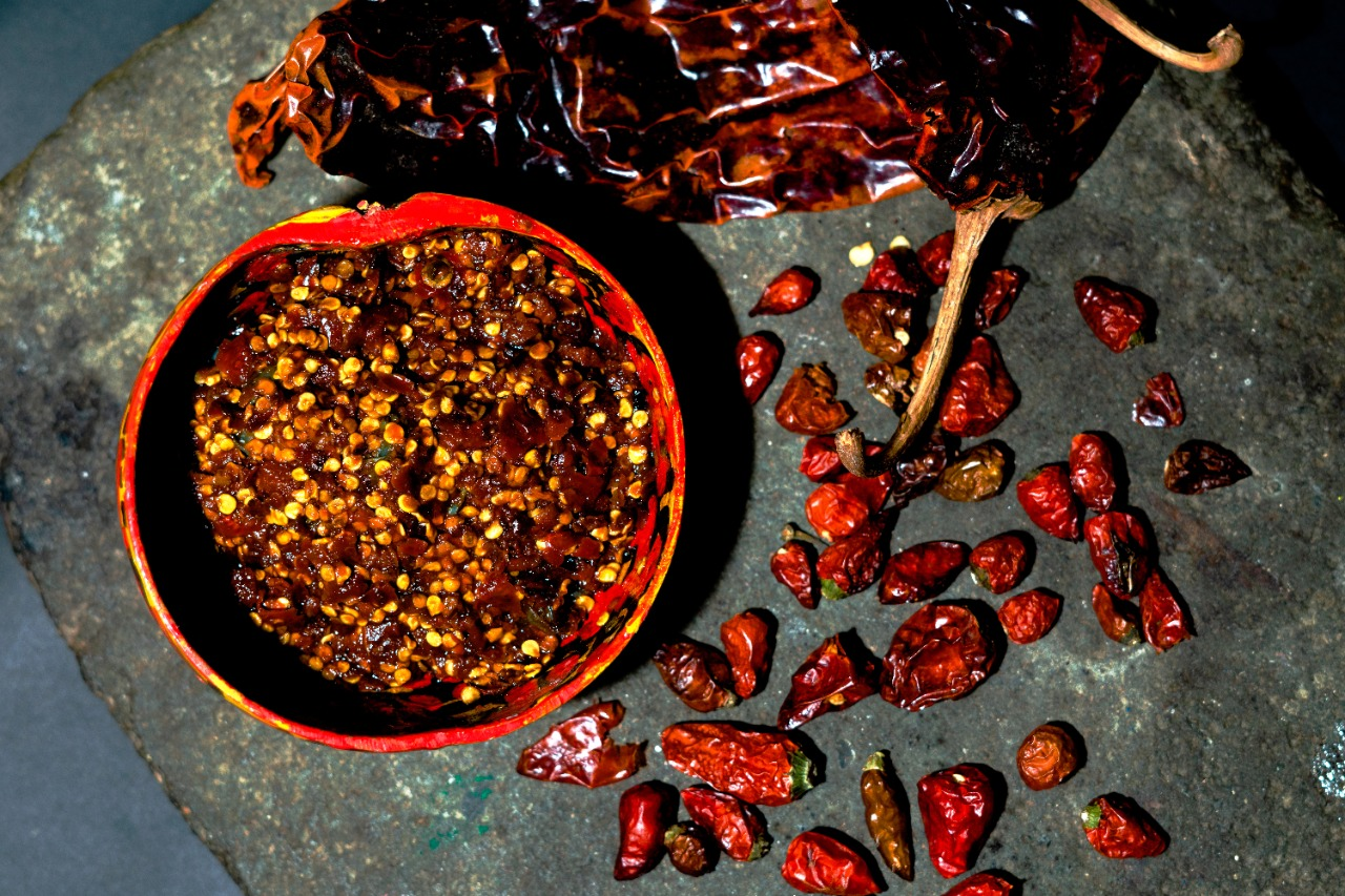 Sabor: El picante y tradicional chile cobanero
