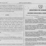 La Coordinadora Nacional para la Reducción de Desastres -CONRED- declaró a la aldea Quejá, de San Cristobal Verapaz, Alta Verapaz, como zona de alto riesgo; esto luego que el año pasado se viera afectada por un deslizamiento de tierra producto de las tormentas Eta e Iota.