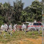 Indonesia se ha convertido en el epicentro de la pandemia en Asia por número de contagios diarios; y solo superada en el mundo por Reino Unido, en medio de una ola del COVID-19 que está asolando casi todo el Sudeste Asiático.