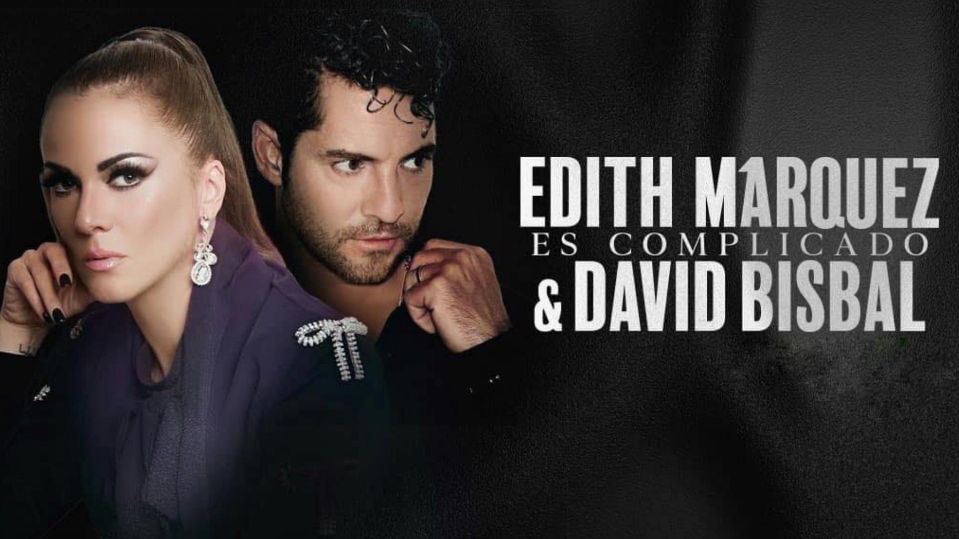 """Edith Márquez, vuelve a confirmar por qué es la máxima representante actual de la música regional mexicana. La cantante estrenó """"Es Complicado"""", su nuevo sencillo, en donde une su magistral voz a la de otro gran intérprete, David Bisbal."""