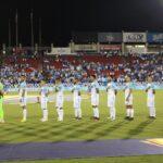 La Selección de Guatemala perdió 2-0 en su debut en la Copa Oro frente a su similar de El Salvador, en Frisco, Texas, Estados Unidos.