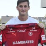El portero Nicholas Hagen fue anunciado este viernes como el nuevo jugador del Hamkan de la Segunda División de Noruega.