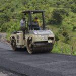 Un tramo de la ruta de 11.2 kilómetros entre San Pedro Pinula y San Luis Jilotepeque, Jalapa, será remozado por las autoridades. Los trabajos para asfaltar la ruta se iniciaron esta semana y están a cargo del Ministerio de Comunicaciones, Infraestructura y Vivienda -CIV-.