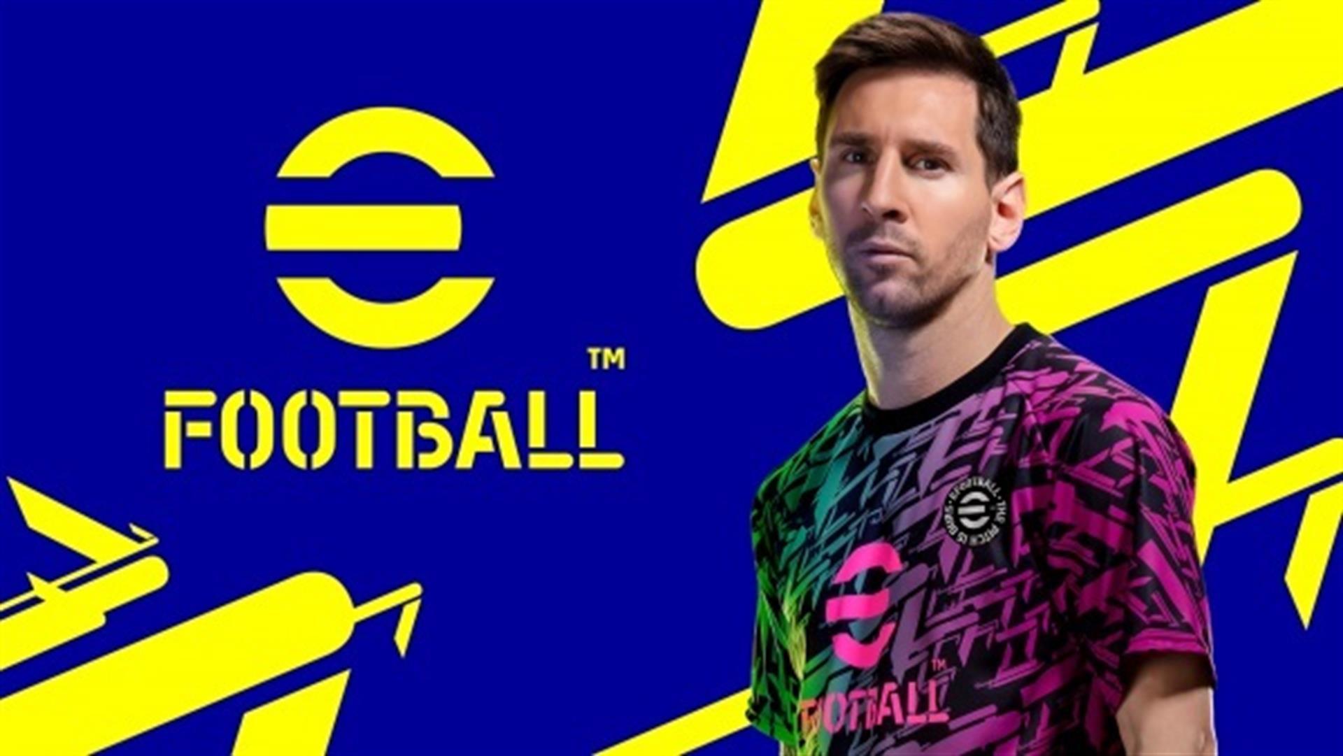 Presentación de eFootball. EFE