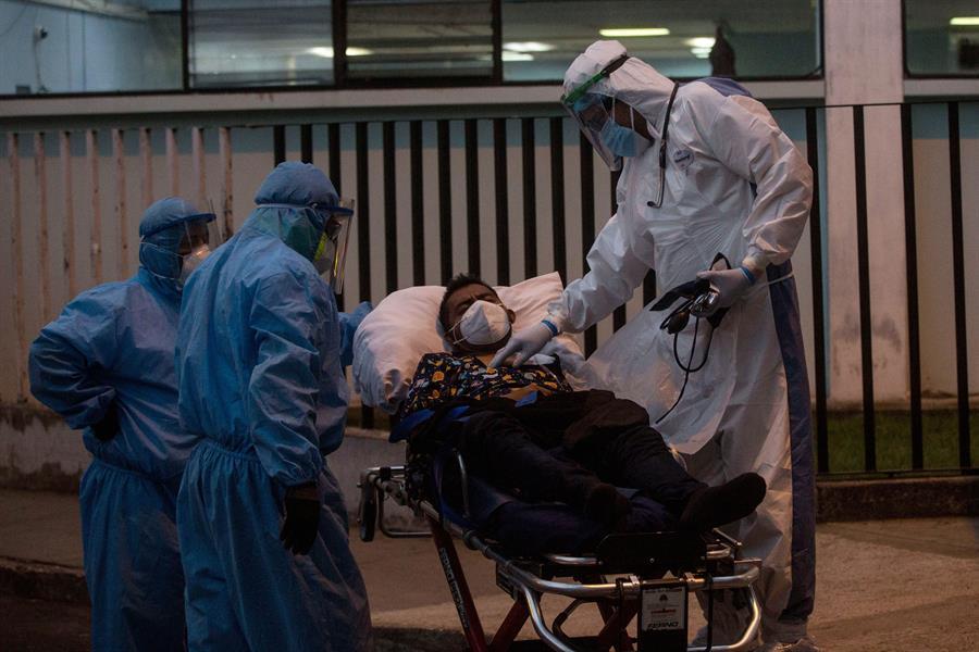 Guatemala sumó otros 16 muertos a causa del COVID-19, con los que el país suma 9 mil 914 muertos por esta enfermedad desde febrero de 2020