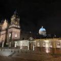 Ciudad: La fundación de la ciudad de Santiago de Guatemala