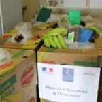 Las autoridades de Francia anunciaron la incautación en el puerto de Dunkerque de 416 kilos de cocaína; estaban escondidos en cajas de bananos procedentes de Colombia, un cargemento valorado en 31 millones de euros en el mercado ilícito.