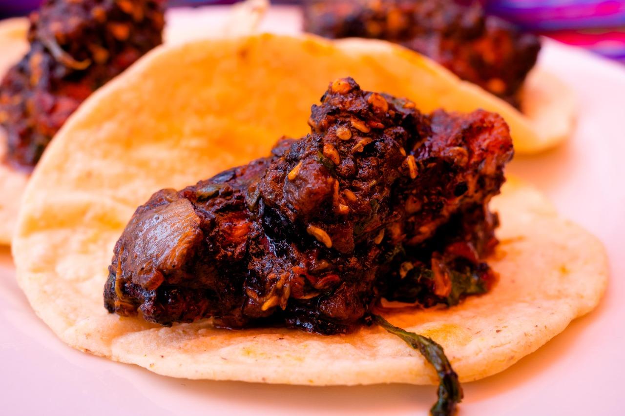 Tasajo, una deliciosa comida ancestral que ¡pica como el diablo!