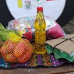 Miles de estudiantes de Suchitepéquez han iniciado a recibir la entrega de alimentos por parte del Ministerio de Educación -MINEDUC-.