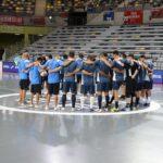 La selección Nacional de Futsal no participará en el torneo 'Andalucía, Región Europea del Deporte', previo al Mundial de Lituania, por un caso positivo de COVID-19.