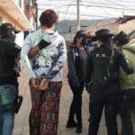 Investigadores de la División Nacional Contra el Desarrollo Criminal de las Pandillas -Dipanda- detuvieron a nueve presuntos extorsionistas; esto durante diez allanamientos que llevaron a cabo en Guatemala, Sacatepéquez, Escuintla y Suchitepéquez.