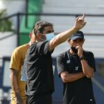 """Fabricio Benítez, técnico de Cobán Imperial, analizó la derrota de su equipo en casa 2-0 contra Antigua, y dijo que es parte de """"una racha complicada""""."""