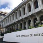 Los magistrados de la Corte Suprema de Justicia -CSJ- han decidido no retirarle la inmunidad a 10 magistrados de salas de apelación; además de un juez de instancia penal.