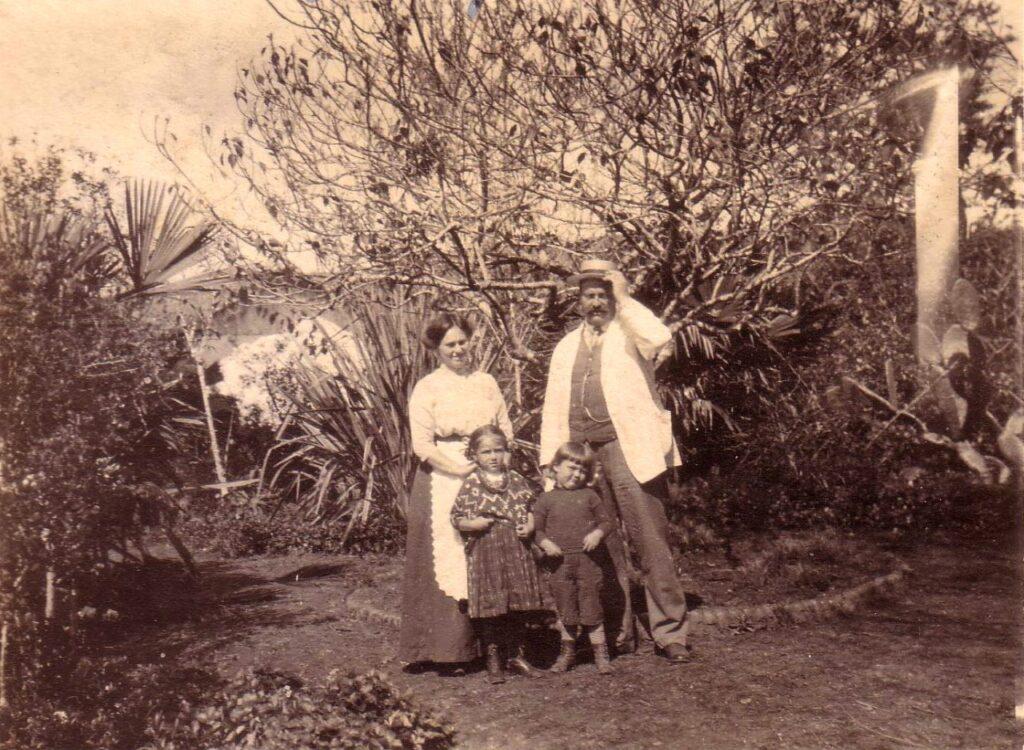 La familia Christ, la verdadera identidad alemana en las verapaces