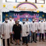 Casa Ronald McDonald nuevamente abre sus puertas a personal de Salud