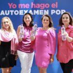 Agua Pura Salvavidas lanza campaña de prevención del cáncer de mama en apoyo a Fundecán