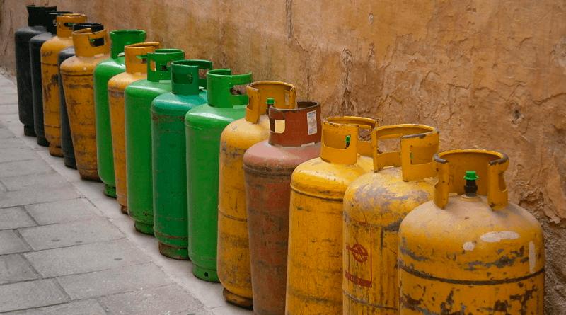 Los distribuidores de gas propano en el país, dieron a conocer que hubo un incremento en el precio de este producto a partir de este viernes.
